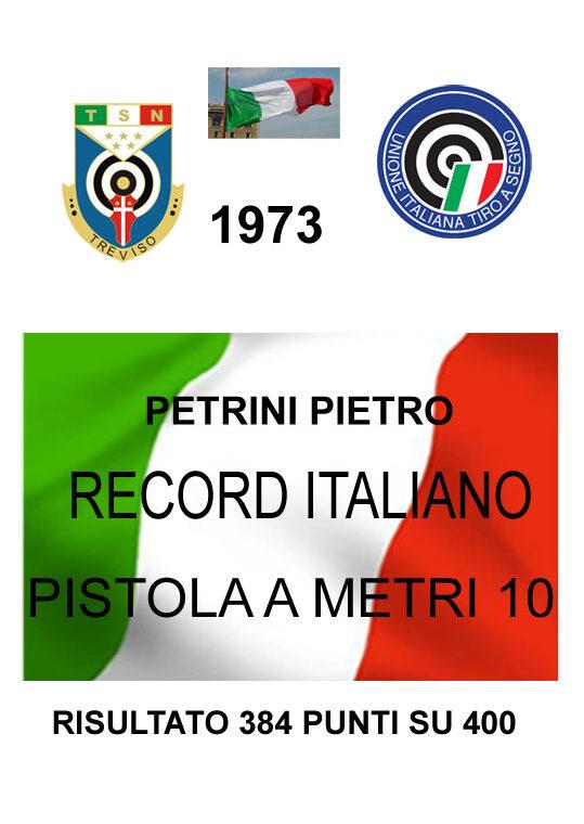 1973 Record Petrini