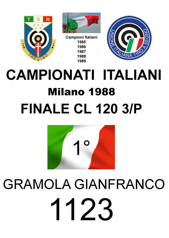 1988 Gramola-Gianfranco CL 120 3P