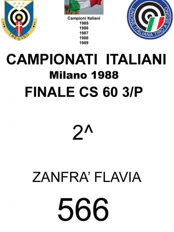 1988 Zanfra  Flavia C10