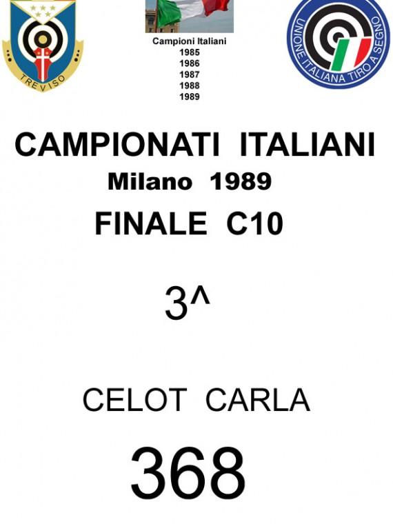 1989 Celot Carla C10