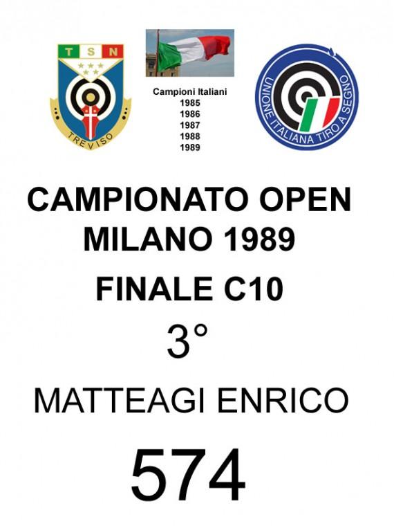 1989 Matteagi Enrico C10