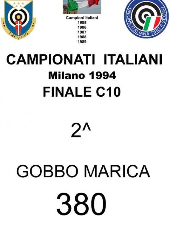 1994 Gobbo Marica C10