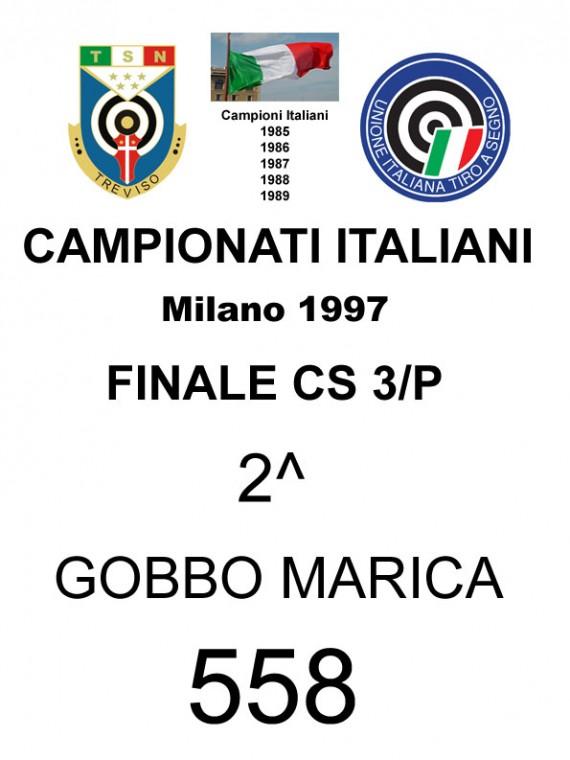 1997 Gobbo Marica CS3P