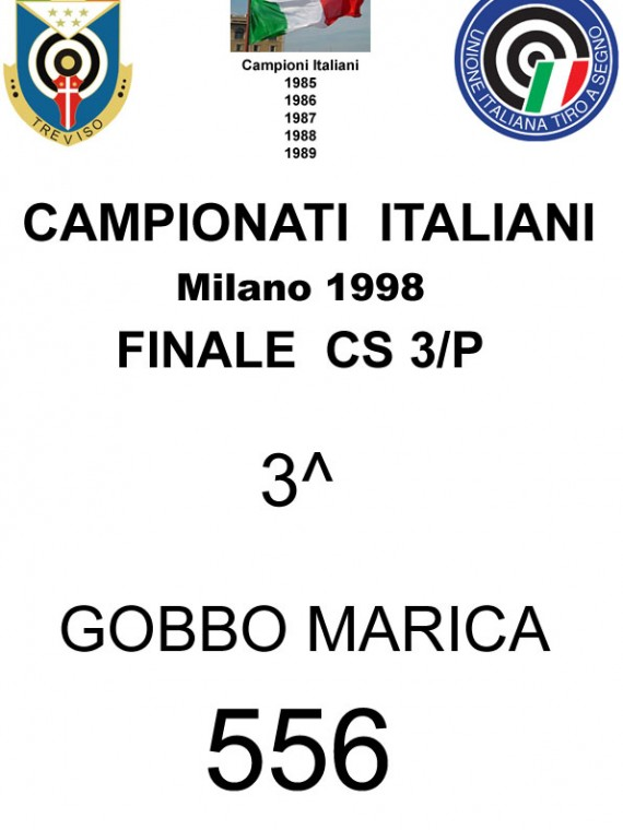 1998 Gobbo  Ivano CS3P