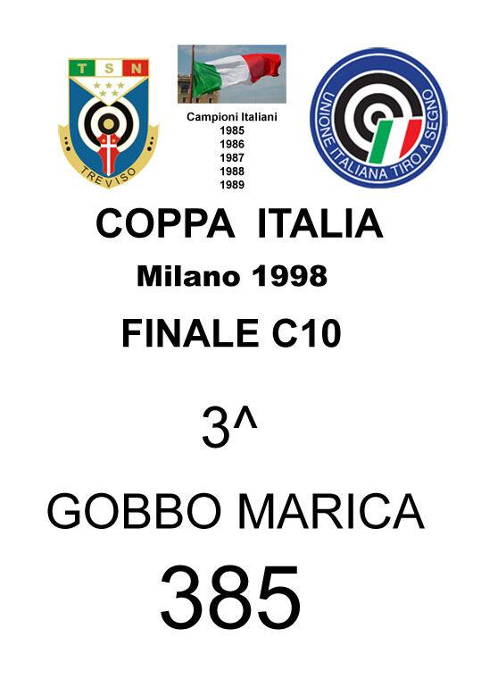 1998 Gobbo  Marica C10