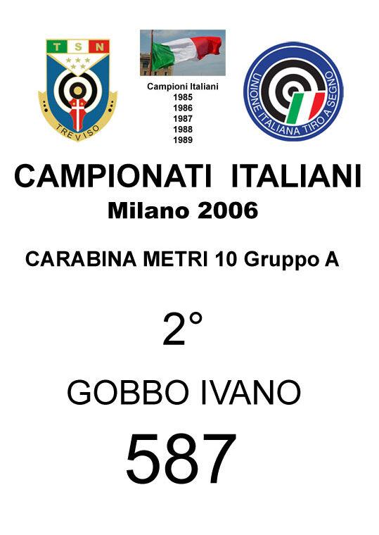 2006 Gobbo  Ivano C10