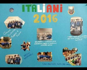 Campionati italiani 2016