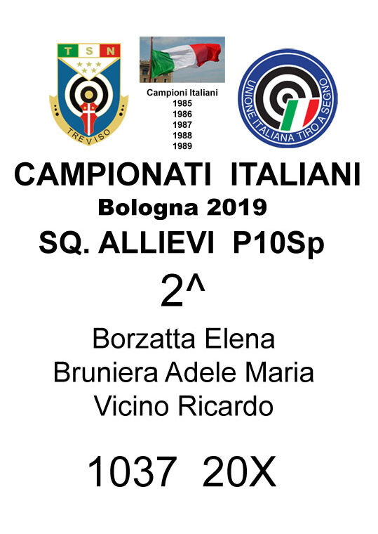 109_2^ Sq C10Sp Allievi 2019