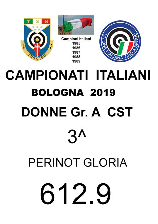 112 Perinot Gloria CST 2019